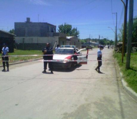 Dos detenidos luego de violento asalto